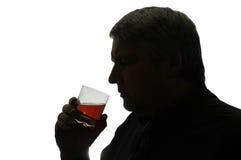 пьянство Стоковая Фотография