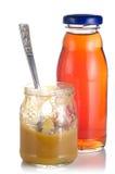 пюра фруктового сока стоковое изображение rf