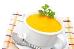 пюре морковей Стоковая Фотография RF