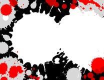 пятна краски ii Стоковые Фотографии RF