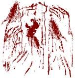 Пятна крови Стоковые Изображения RF
