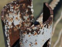 Пятна ржавчины Стоковые Изображения RF