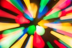 Пятна Colourd длинные Стоковое Изображение
