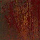 пятна grunge крови предпосылки Стоковая Фотография RF