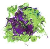 Пятно воска масла Стоковые Фотографии RF