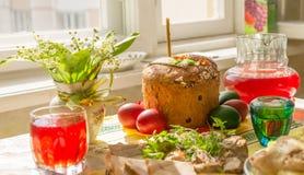 пятно праздника пасхальныхя предпосылки красивейшее Стоковые Изображения RF