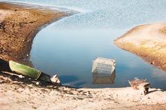 Пятно рыбной ловли Стоковая Фотография
