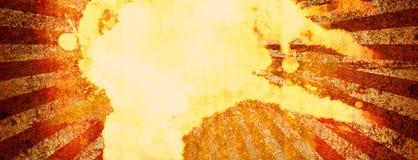 пятно bleach Стоковые Изображения RF