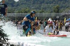 Пятно Wakeboarding Стоковая Фотография RF