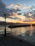 Плавание Греция Стоковые Изображения RF
