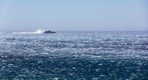 Плавание корабля Стоковая Фотография