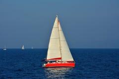 Плавать в Хорватии Стоковое Изображение RF