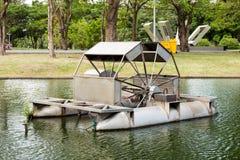 Плавать колеса воды Стоковое Фото