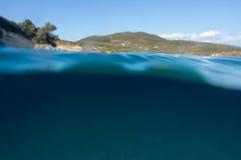 Плавать на воду Стоковые Фотографии RF