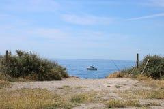 Плавать на Balearics стоковое изображение