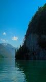 Плавать на Koenigsee 8 Стоковое Изображение
