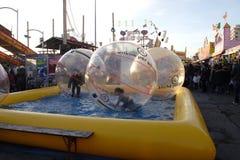 Плавать шариков Стоковые Изображения RF