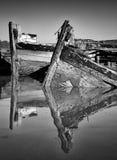 Плавая отражения Стоковые Изображения