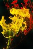 Плавая чернила Стоковое Изображение