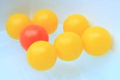 Плавая шарики Стоковые Фотографии RF