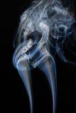 Плавая дым Стоковое Изображение
