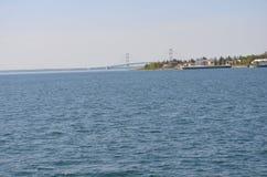 Плавая Brige Стоковая Фотография RF