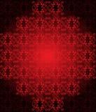 Плавно обои с темнотой - красный цвет тонизирует иллюстрация штока