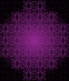 Плавно обои с темными розовыми тонами иллюстрация штока