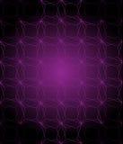 Плавно обои с темными розовыми тонами иллюстрация вектора