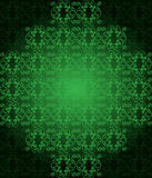 Плавно обои с темными ыми-зелен тонами бесплатная иллюстрация