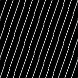 Плавно repeatable геометрическая картина - абстрактный monochrome ба Стоковые Фотографии RF
