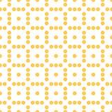 Плавно repeatable ставить точки, точечный растр польки Картина с mo Стоковое Изображение