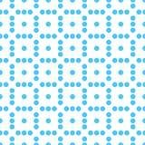 Плавно repeatable ставить точки, точечный растр польки Картина с mo Стоковая Фотография