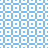 Плавно repeatable ставить точки, точечный растр польки Картина с mo Стоковое фото RF