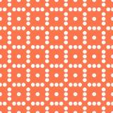 Плавно repeatable ставить точки, точечный растр польки Картина с mo бесплатная иллюстрация