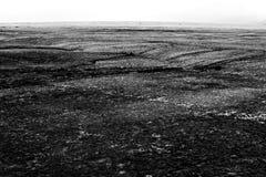 Плавя ледник Votnajokul в Исландии Стоковые Изображения RF