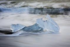 Плавя лед 1 Стоковая Фотография