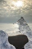 Плавя лед 4 Стоковое Фото
