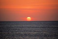 Плавя солнце Стоковое Изображение RF