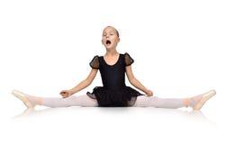 Плакать девушки танцора Стоковая Фотография RF