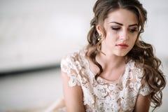 Плакать невесты Стоковое Изображение RF