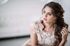Плакать невесты Стоковые Изображения