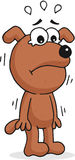 Плакать собаки Стоковая Фотография