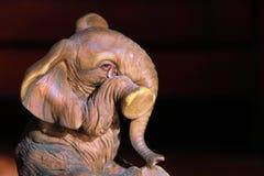 Плакать слона Стоковая Фотография