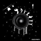 Плакат джаза Стоковое Изображение