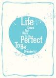 Плакат искусства Стоковое фото RF