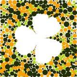 Плакат дня ` s St. Patrick иллюстрация штока