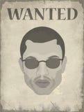 Плакат хотел людей Стоковые Изображения RF