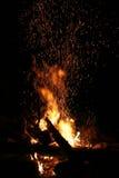 Пламя Стоковые Изображения