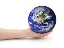 планета сохраняет Стоковое Изображение